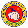 Family Martial Arts Sponsor Logo